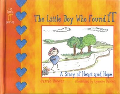 The Little Boy Who Found IT Book